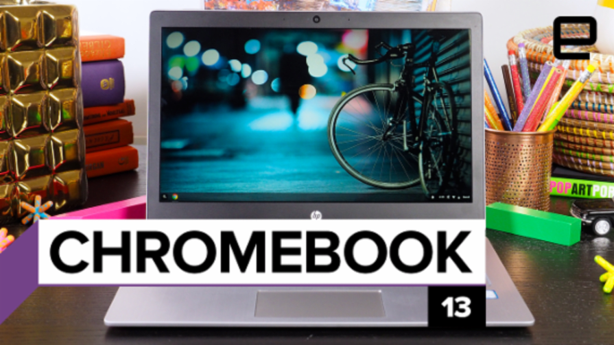HP Chromebook 13: Review
