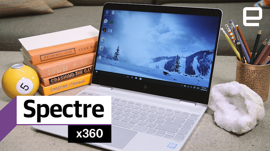 HP Spectre x360: review