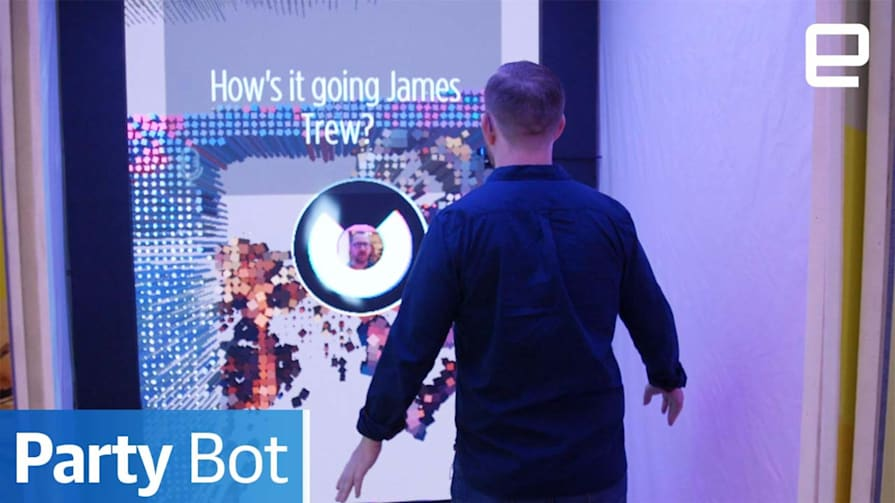 Party Bot | SXSW 2017