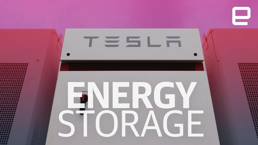Energy storage: The future of the power grid | Engadget R+D