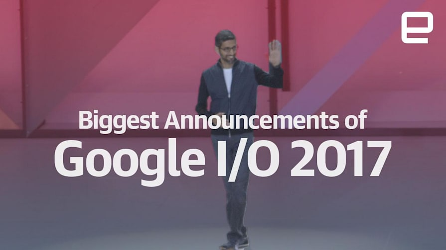 Biggest Announcements of Google I/O 2017
