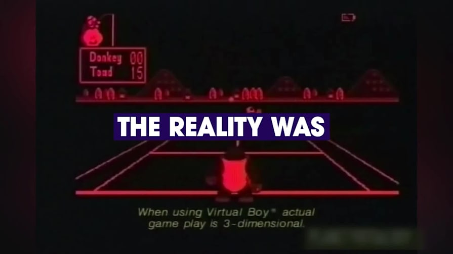 Tech Hunters: Entering New Worlds With Virtual Boy - Bonus Clip