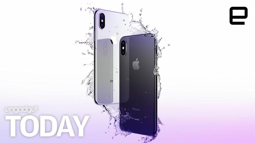 Apple's iPhone X is a wallet-busting $1000 | Engadget Today