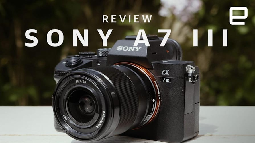 Sony A7 III Camera Review