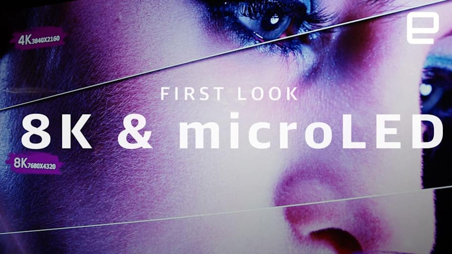 LG's 8k and MicroLED TVs take on Samsung at IFA 2018