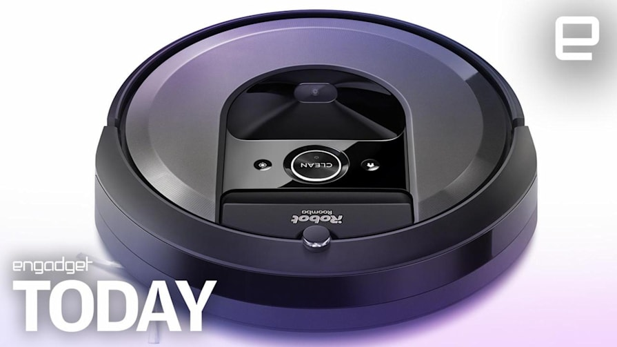 Finally, a truly self-cleaning Roomba   Engadget Today
