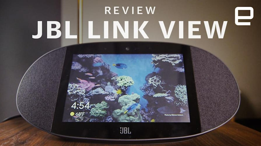 JBL Link View Review: a Google-Powered Display with Audio Oomph