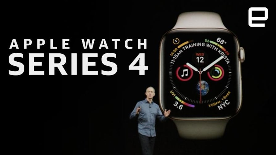 Apple Watch Series 4 in 8 Minutes
