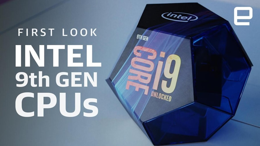 Intel 9th Generation Desktop CPUs First Look