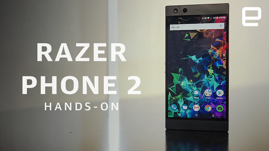 Razer Phone 2 Hands-On: A Gaming Phone for Everyone