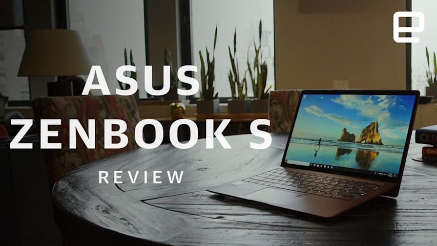 Asus Zenbook S Review
