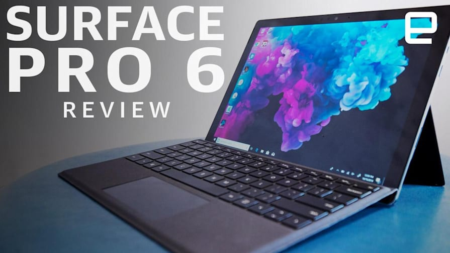 Surface Pro 6 Review: Still the best tablet PC