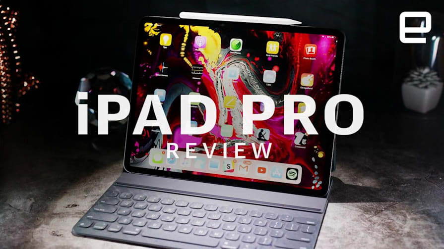 iPad Pro 2018 Review