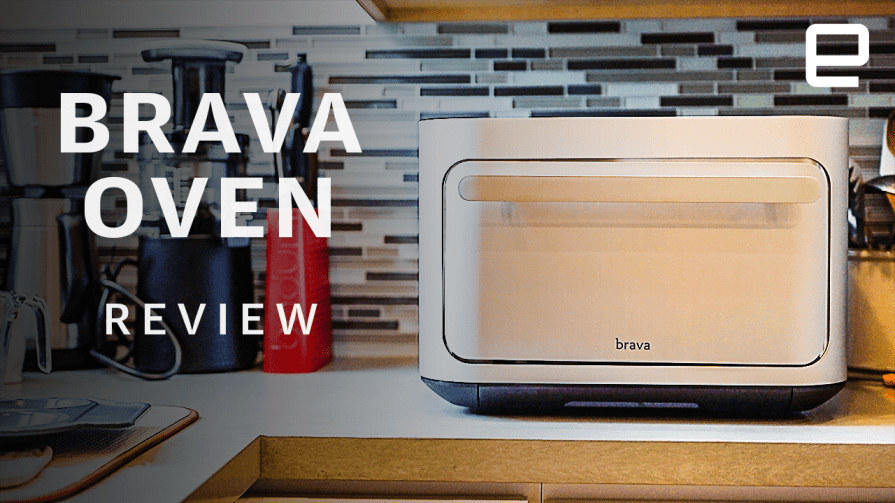 Brava Oven Review: A $1000 Easy-Bake Oven