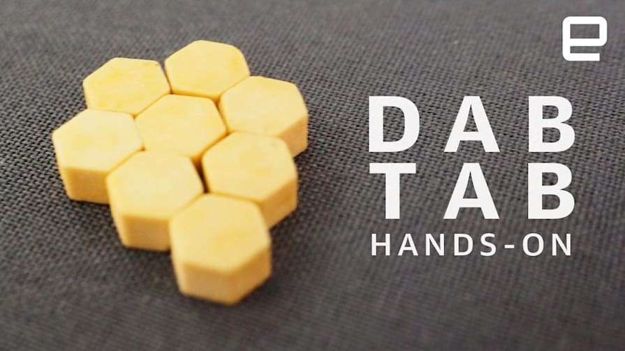 ILO DabTabs Hands-on: Pack an entire vape session into a tiny ceramic pellet