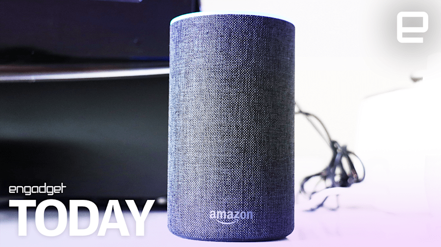 Amazon sent 1,700 Alexa recordings to the wrong guy   Engadget Today