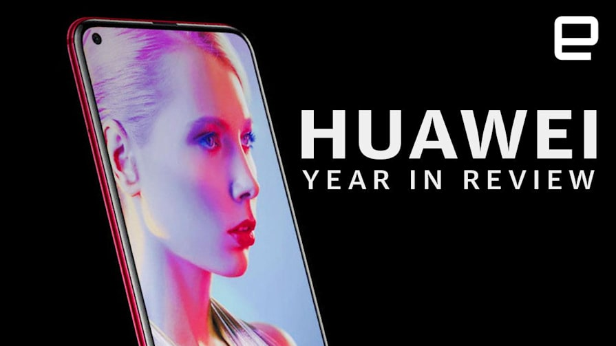 Huawei in 2018 : Smartphone excellence and strained relations
