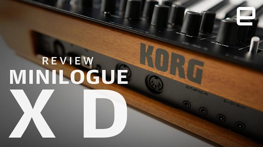 Korg Minilogue XD Review