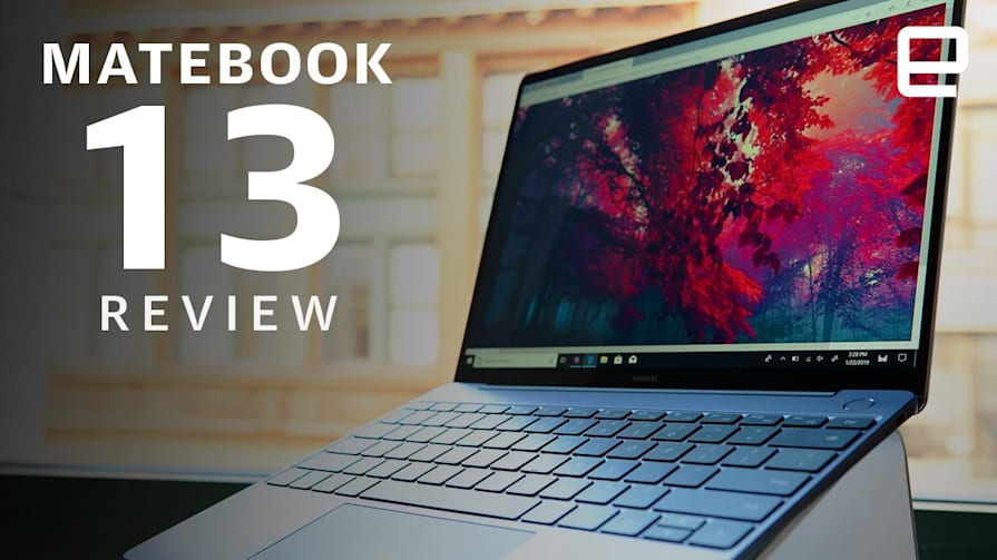 Huawei Matebook 13 Review: A well-rounded ultraportable at a competitive price