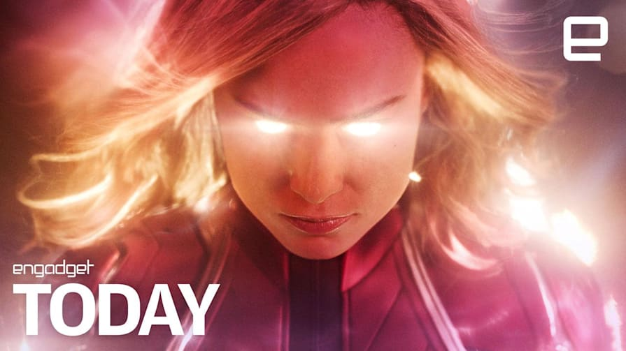 'Captain Marvel' will be the first Disney movie exclusive to Disney+