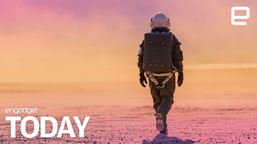 Mars One goes bankrupt | Engadget Today