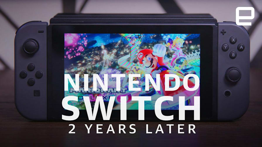 Nintendo Switch, two years later: The real Nintendo revolution