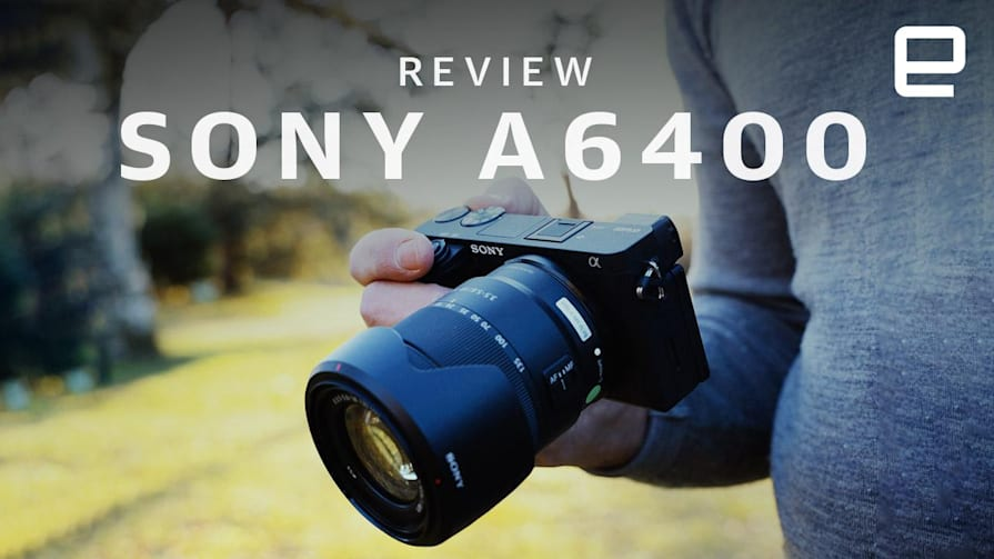 Sony A6400 Review: A live-blogging cam held back by a few problem