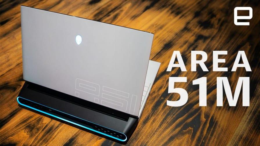Alienware Area 51m review