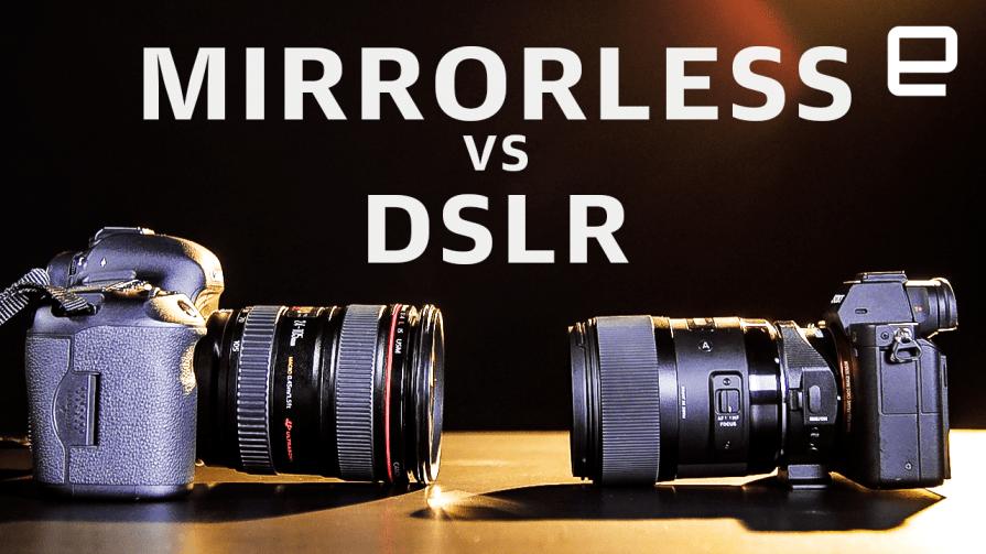 Mirrorless Cameras Explained