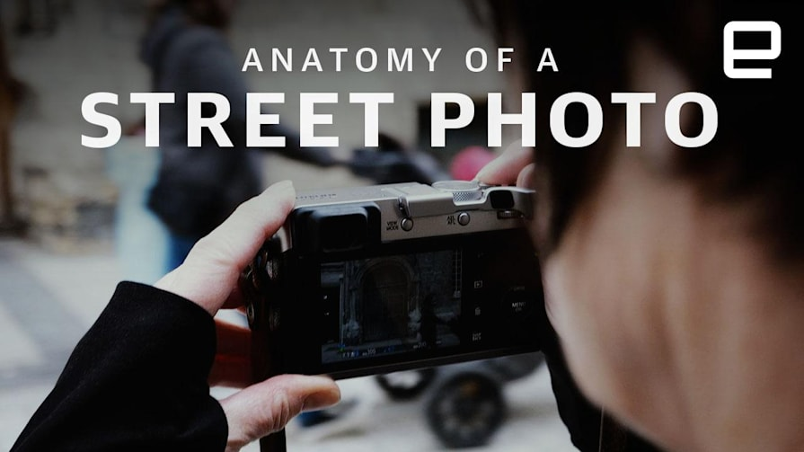 Anatomy of a street photo with Valerie Jardin