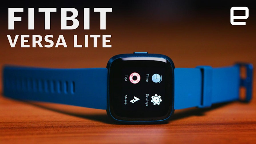 Fitbit Versa Lite review: Too basic for the price Fitbit Versa Lite review: Too basic for the price Fitbit Versa Lite Review: Too basic for the price