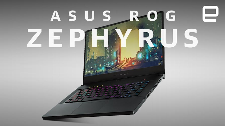 ASUS ROG Zephyrus 2019 Hands-On