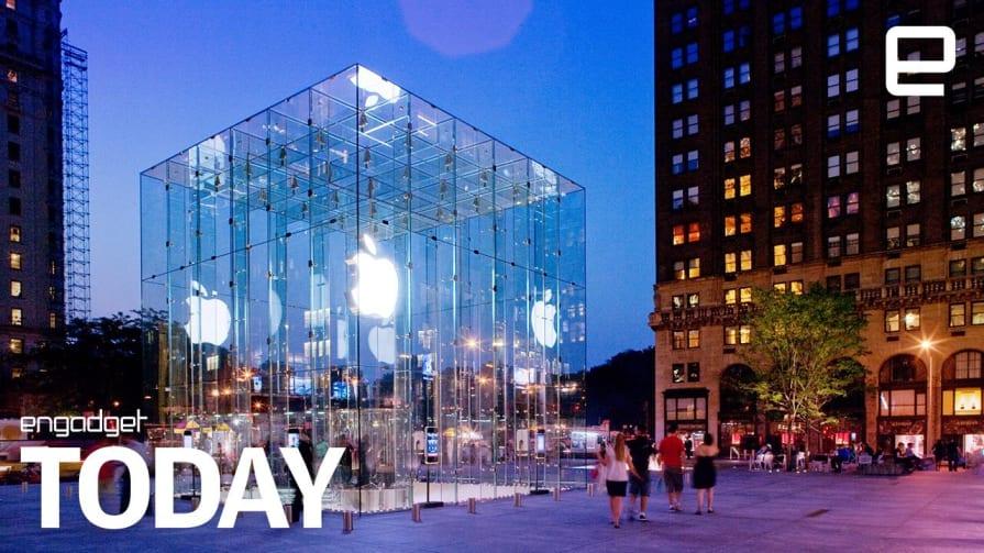 Teen sues Apple for $1 billion over false arrest   Engadget Today