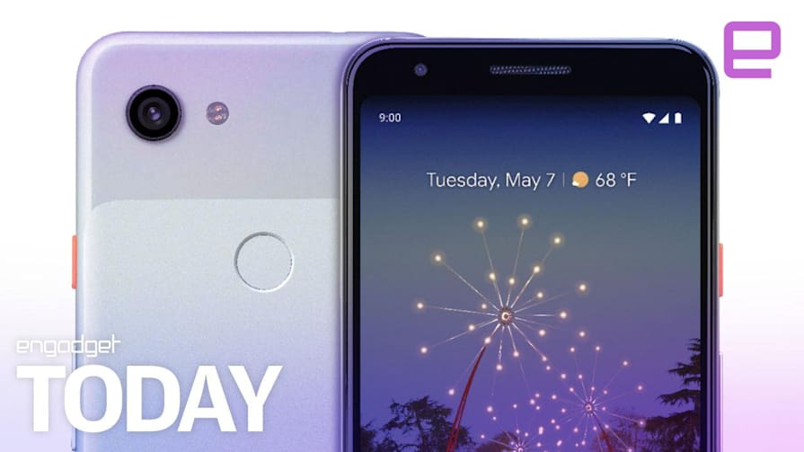 Google's Pixel 3a gets leaked again before its May launch | Engadget Today