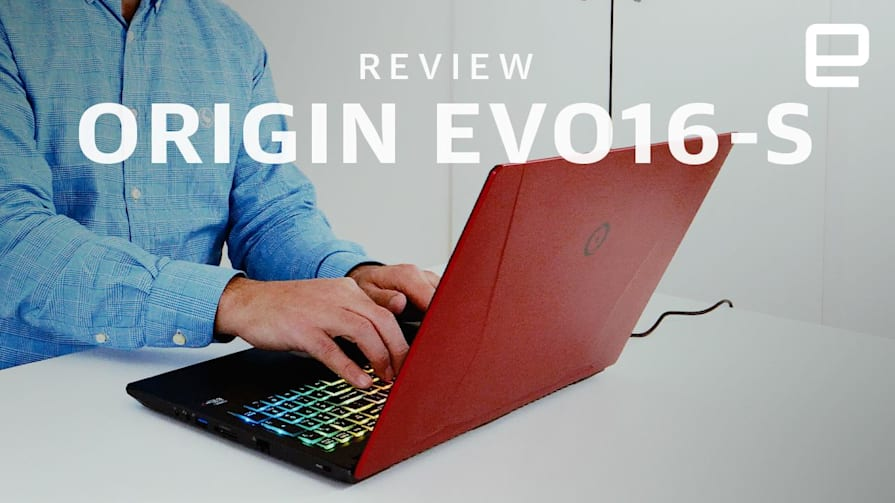 Origin EVO-16S Review: More screen, more performance