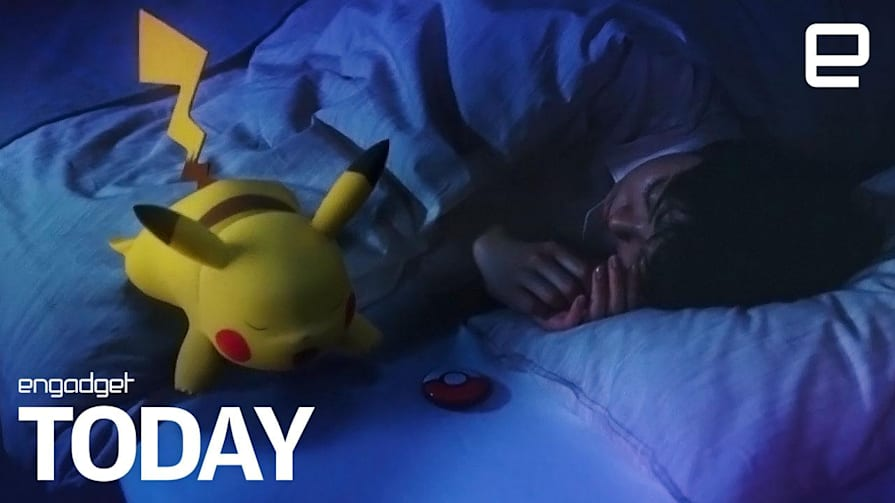 'Pokemon Sleep' wants to turn a good night's sleep into entertainment | Engadget Today