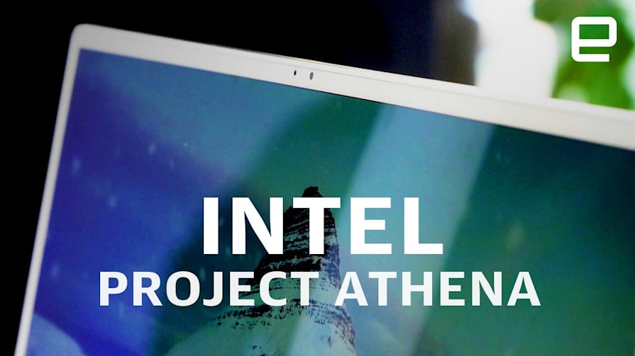 Intel Project Athena user awareness Hands-On at Computex 2019