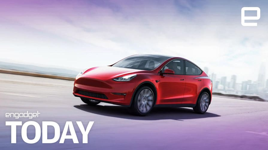Tesla is quietly developing its own EV battery cells | Engadget Today