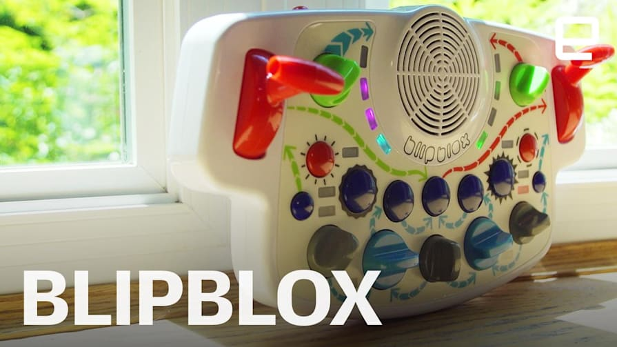 Blipblox Hands-On