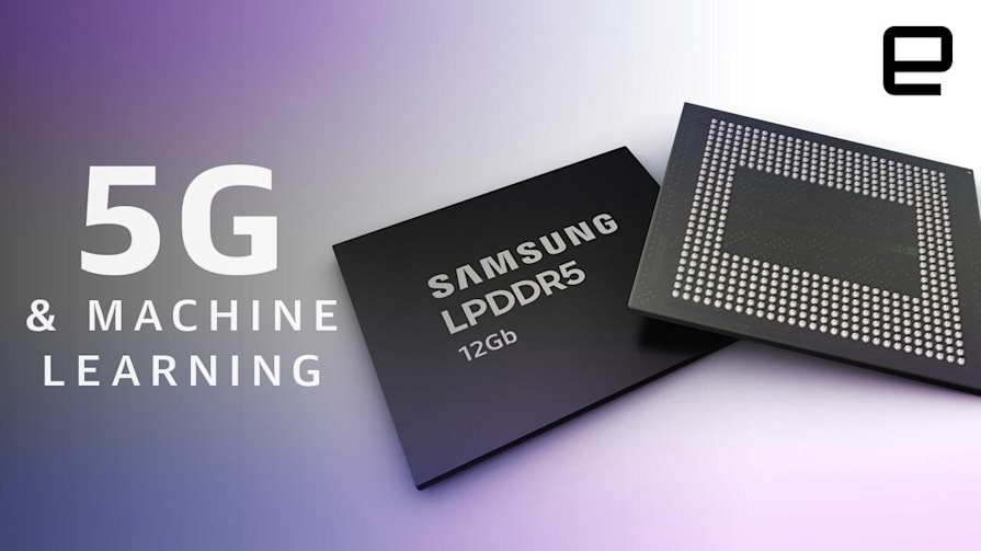Samsung's next-generation RAM chips are faster and more efficient than ever | Engadget Today