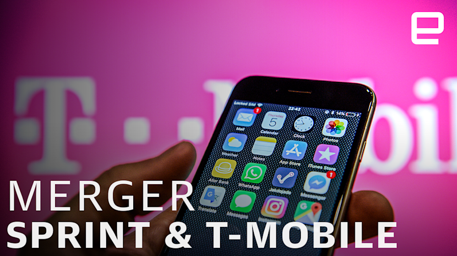 T-Mobile and Sprint could get the OK to merge as soon as tomorrow