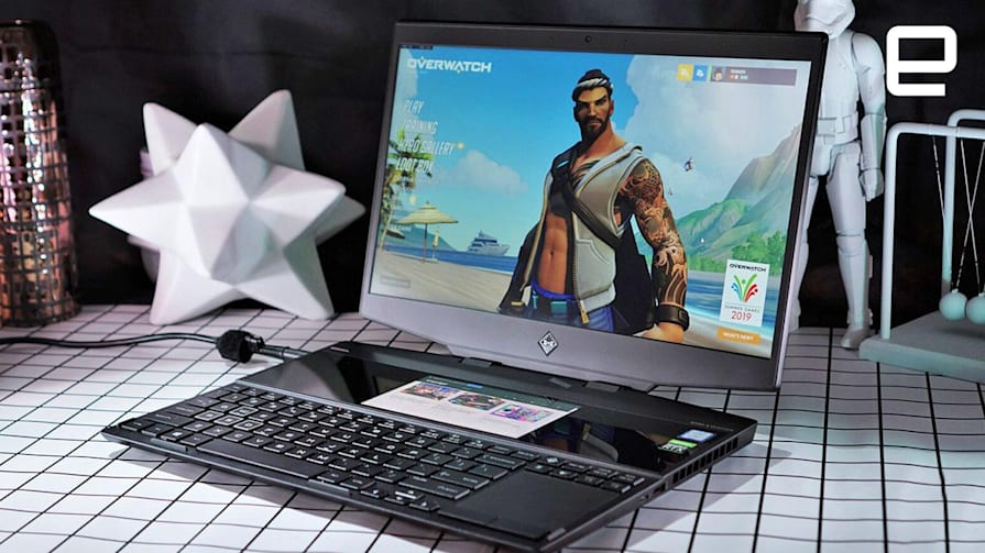 HP Omen X 2S review: A dual-screen curiosity