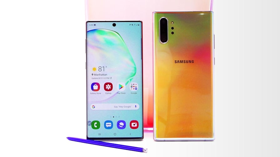 Samsung Galaxy Note 10 and Note 10+ Hands-on: A smaller Note is a big deal