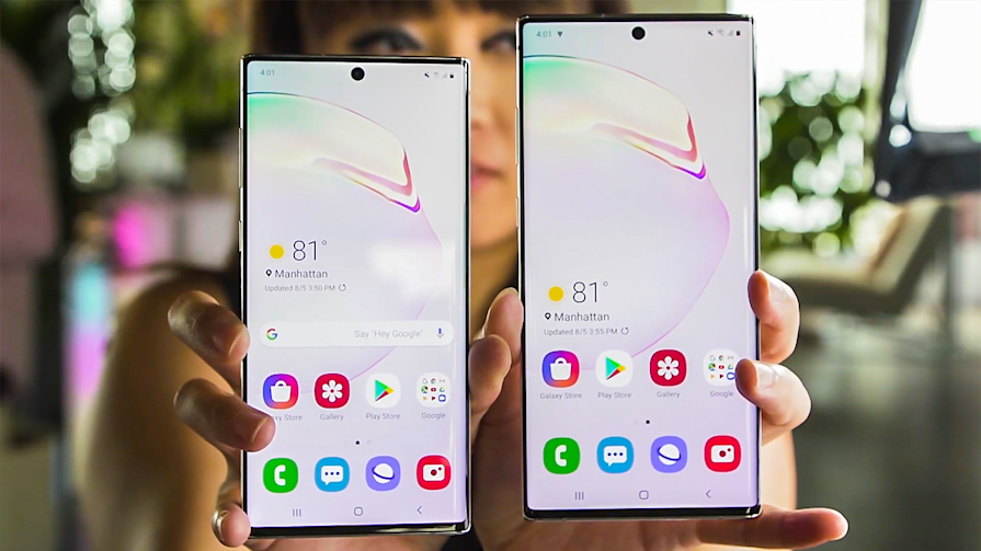 All the important announcements from Samsung's Galaxy Note 10 launch
