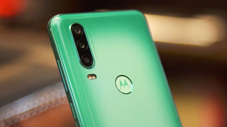Motorola One Action Hands-On