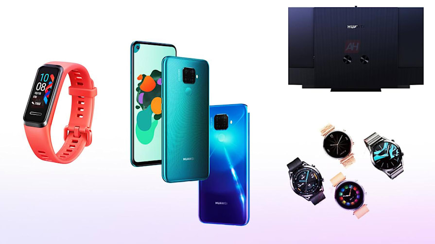 More leaks just spoiled Huawei's Mate 30 press conference in full