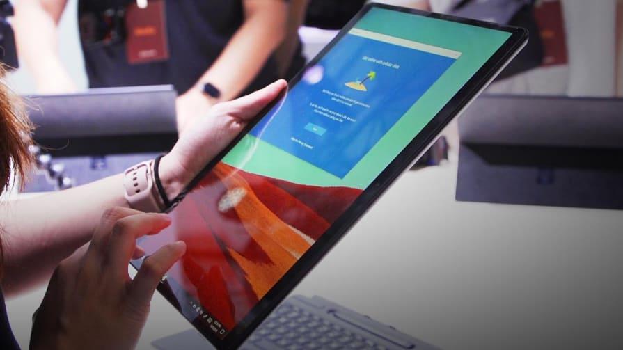Microsoft Surface Pro X Hands-on: ARM powered Windows