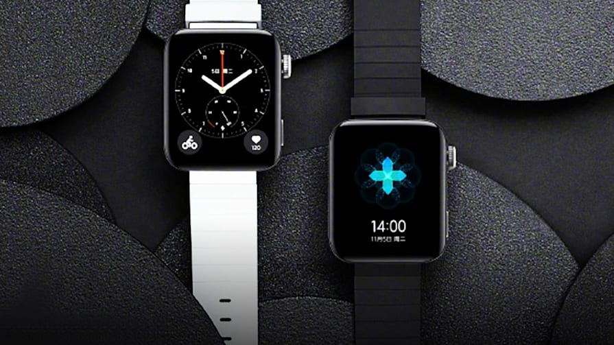 Xiaomi's first smartwatch is an Apple Watch lookalike