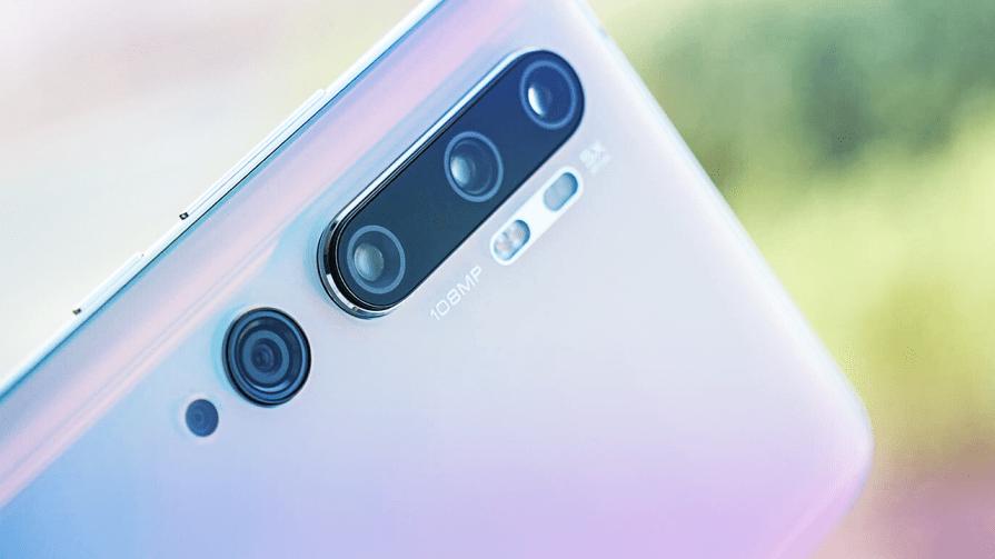 The Xiaomi CC 9 Pro has a 108-megapixel camera