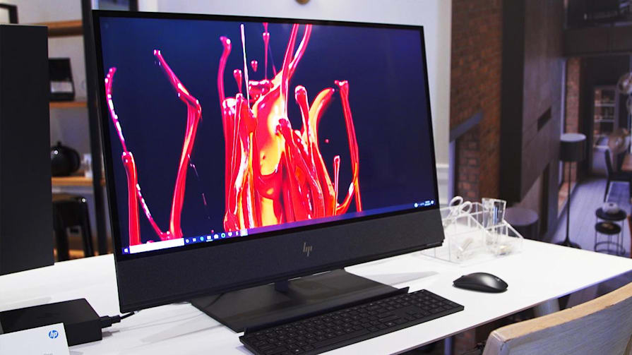 HP Envy 32 All-in-One review